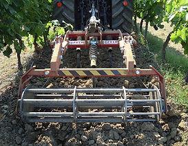 Spring Tine Cultivator