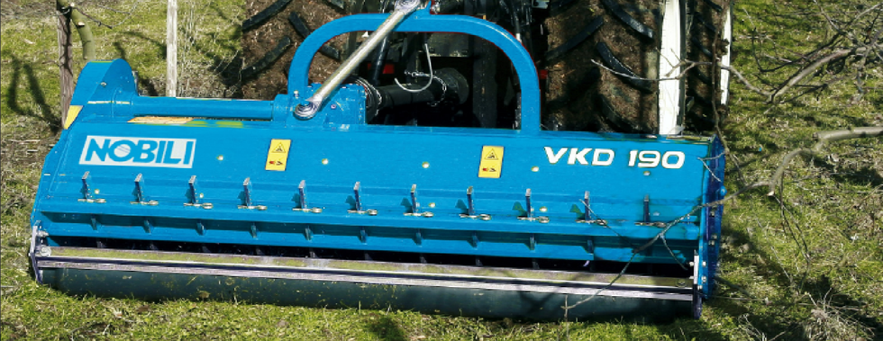 Shredder VKD Agricultural