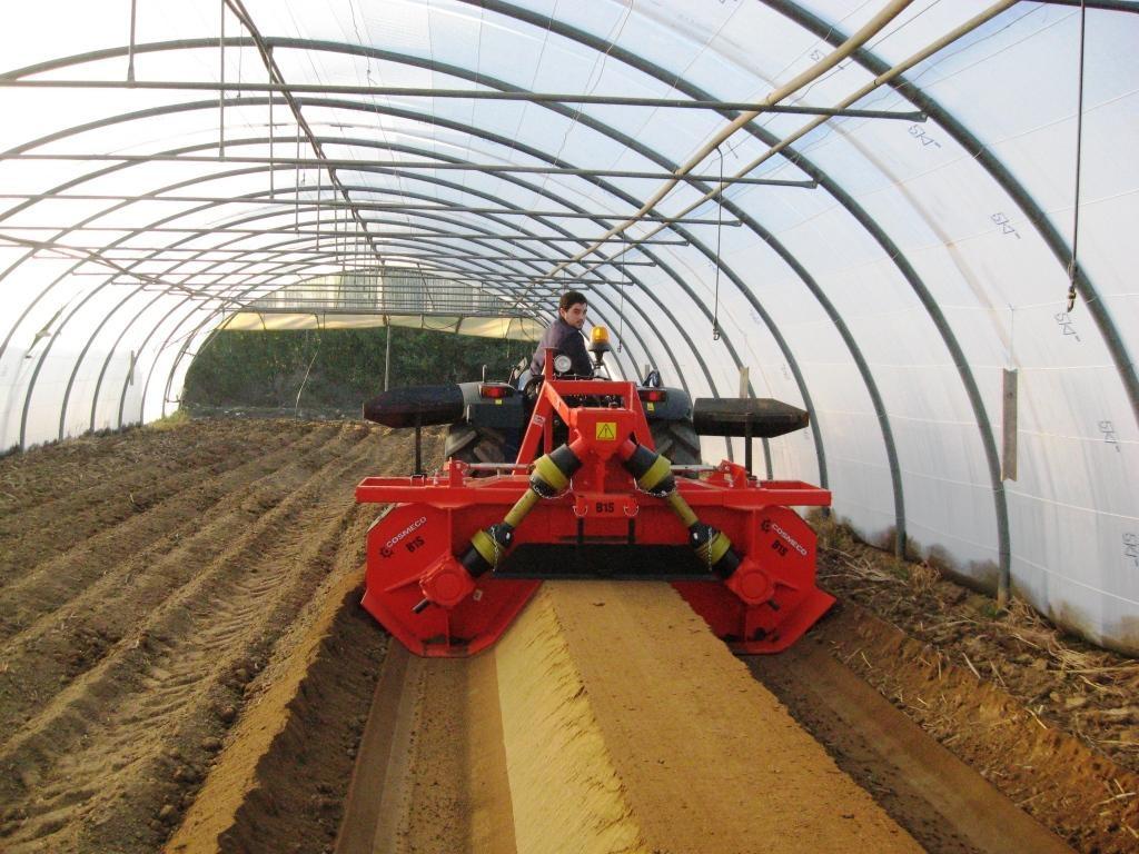 B1 Reverse Tiller Agricultural