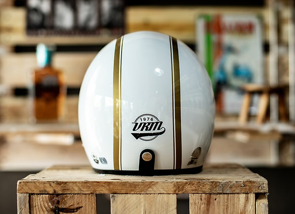 VRM 1976 PAINTED High Gloss White with Gold