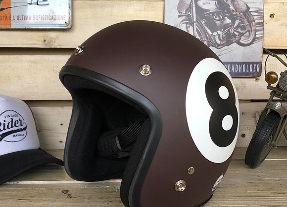 VRM 1976 PAINTED 8 Ball Matte Brown