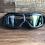 Thumbnail: Harley Goggles Black w/ Silver Frame