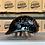 Thumbnail: VROOM Asia Black Floral Bike Helmet