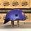 Thumbnail: VROOM Bucket Purple Bike Helmet