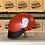 Thumbnail: VROOM Kids NonSon Red Whale Bike Helmet
