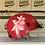 Thumbnail: VROOM Floral Red Bike Helmet
