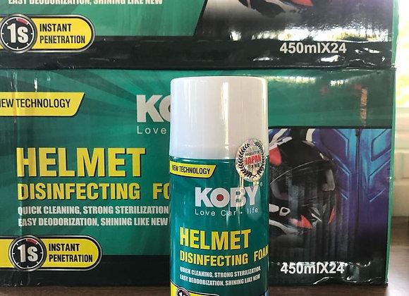 KOBY Helmet Disinfecting Foam