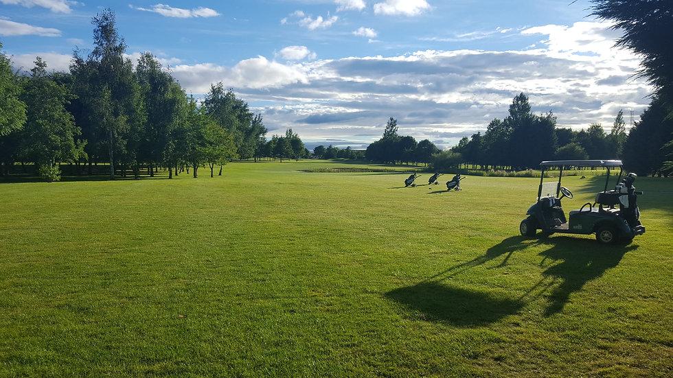 Golf Society Packages at Brickhampton