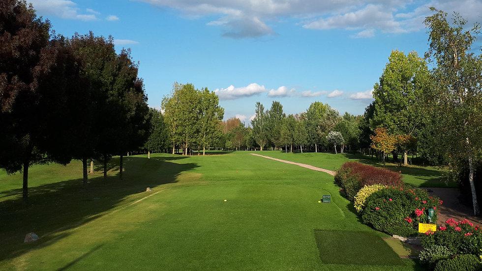 Golf at Brickhampton