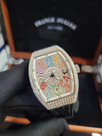 Franck Muller Vanguard V32 Diamonds Watches