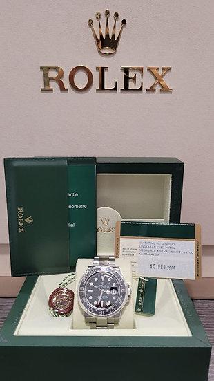 Grand Fullset~ Rolex GMT Msater II 116710LN 40mm