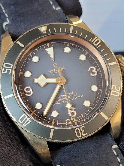 Tudor Black Bay Bronze Slate-Grey 43mm