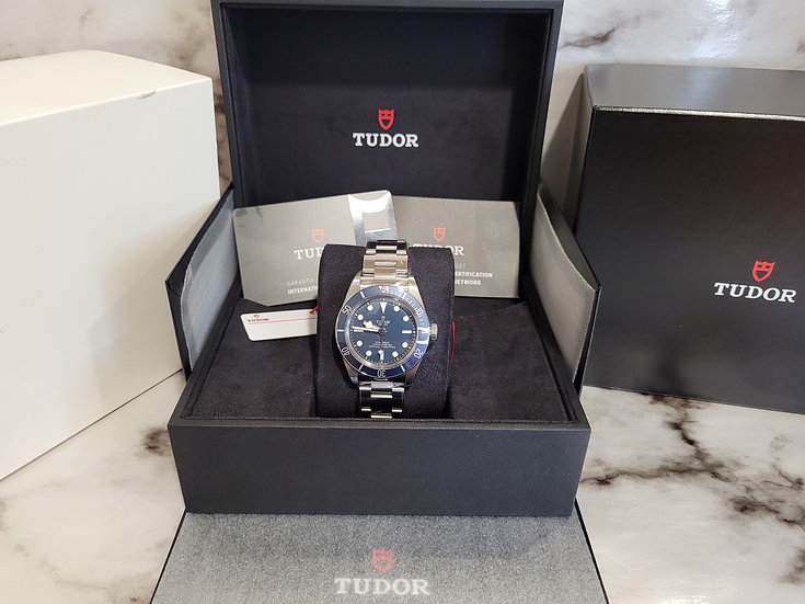 Tudor Black Bay Fifty Eight 58 Blue Dial