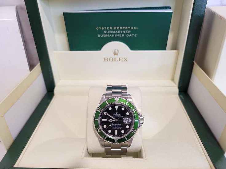 Rolex Submariner 50th Anniversary 16610LV