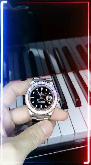 Rolex Pepsi GMT-Master II Stick dial (Rare)