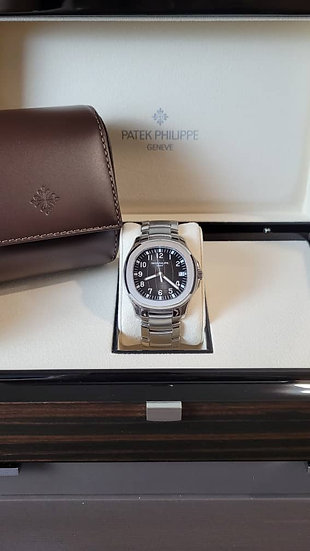 NEW~Patek Philippe Aquanaut Bracelet 5167/1A-001