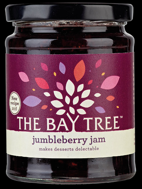 The Bay Tree Jumbleberry Jam