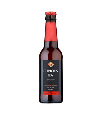 Curious Session IPA (330ml)