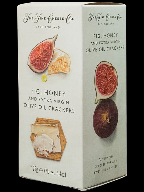 Fine Cheese Co. Fig, Honey And Oil Crackers