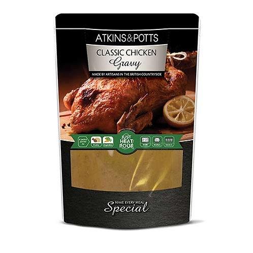 Atkins & Potts Classic Chicken Gravy