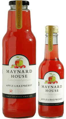 Maynards Apple & Raspberry Juice