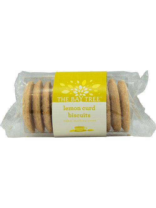 The Bay Tree Lemon Curd Cookies