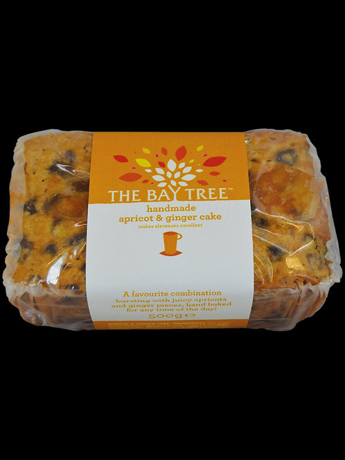 The Bay Tree Apricot & Ginger Fruit Cake