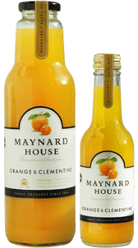 Maynards Orange & Clementine Juice
