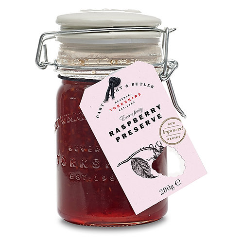 Cartwright & Butler Rasberry Preserve
