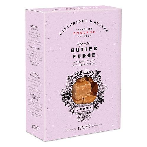 Cartwright & Butler Butter Fudge in Carton