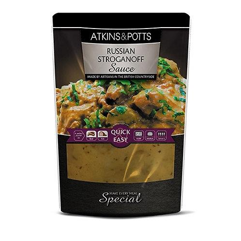 Atkins & Potts Stroganoff Sauce