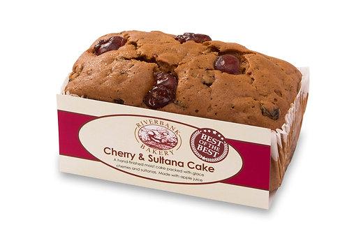 Riverbank Bakery Cherry & Sultana Loaf Cake