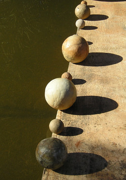 Sphères - bassin - Timimoun