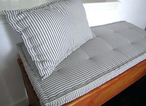 French matrass  style cushion