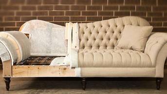 Give furniture new life, become an upholsterer