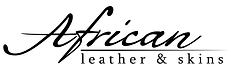 african leather & skins
