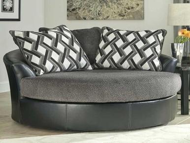 Custom Cushions for round sofa