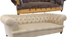 Should you buy new furniture or reupholster?