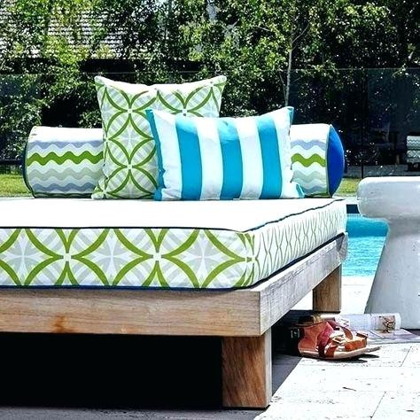 Outdoor canvass fabric for pool furniture