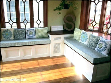 bench seating cushions