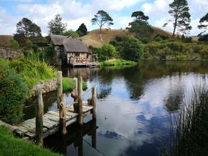 【紐西蘭】魔戒迷的必遊之地 --霍比特村