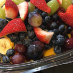 Fresh fruits from our produce department