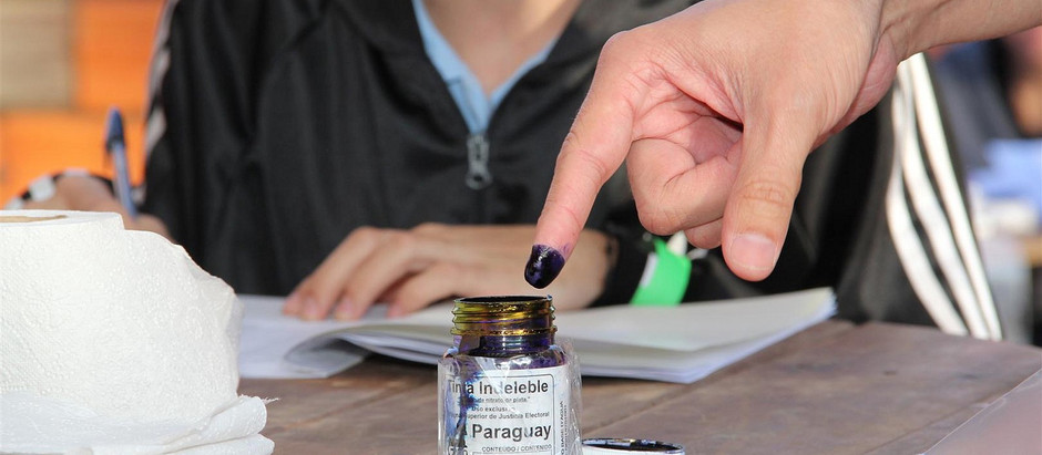 Votar no basta, pero es el primer paso