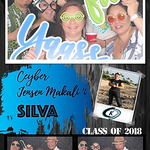 Ceyber Silva's Grad Party