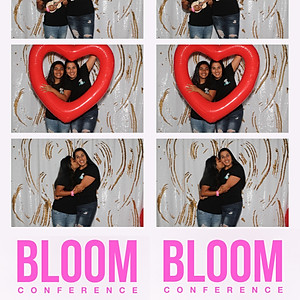 BLOOM BOOTH 1