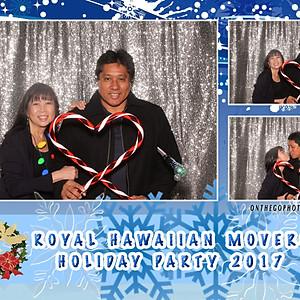 Royal Hawaiian Movers 2017