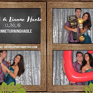 HAOLE WEDDING