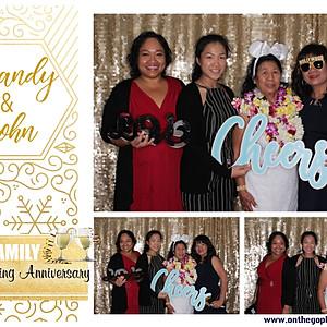 YIN FAMILY 50th WEDDING ANNIVERSARY
