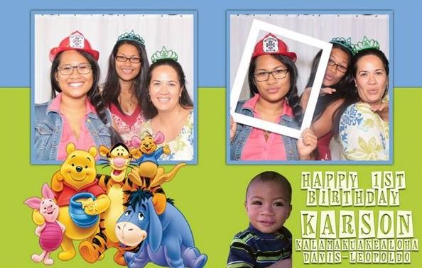 KARSON'S 1st BIRTHDAY