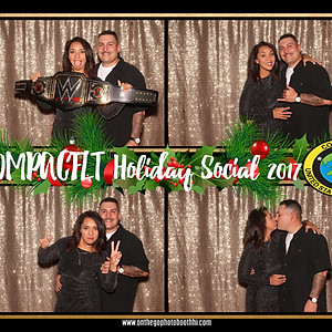 COMPACFLTT Holiday Social 2017